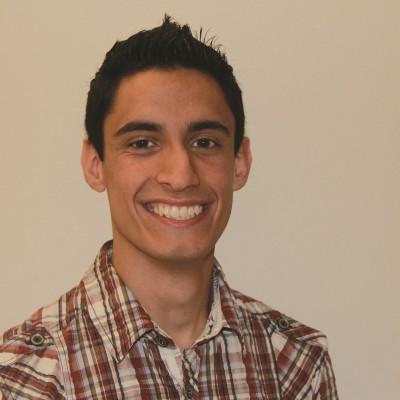 Anthony Salerno<br>Biophysics <br> Graduate