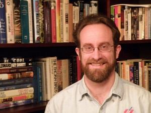 Portrait image of Patrick Hall