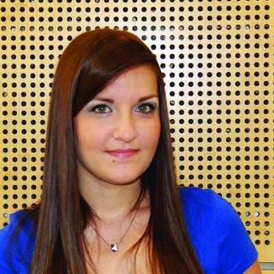 Kate McGaphery<br>Biochemistry  <br>Graduate
