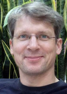 Portrait image of Dr. Thilo Womelsdorf
