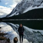 Lauren Grant in Banff