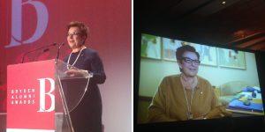 Catherine Zahn at Bryden Awards