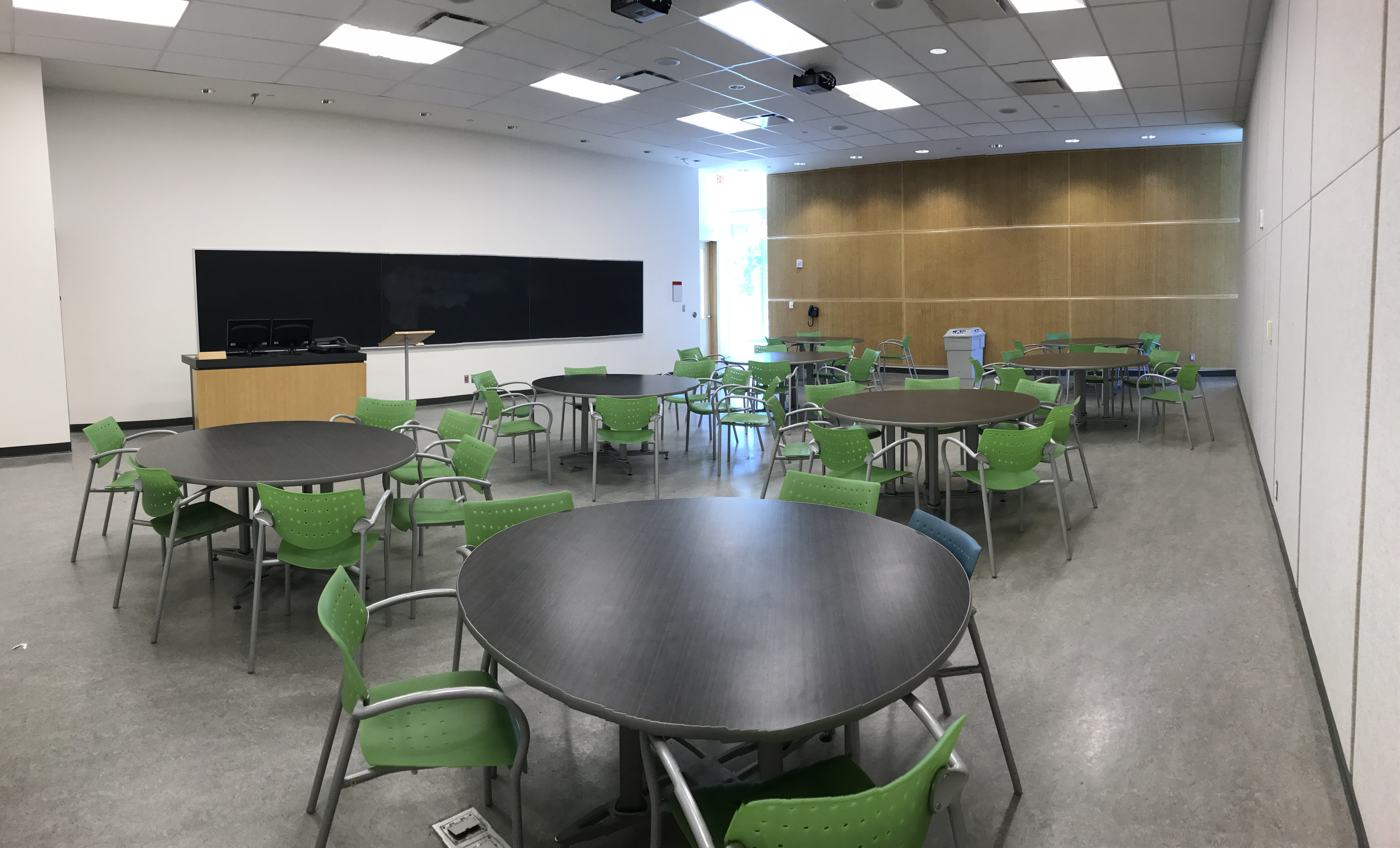 Integrated Science classroom