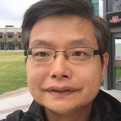Headshot of Prof. Michael Chen