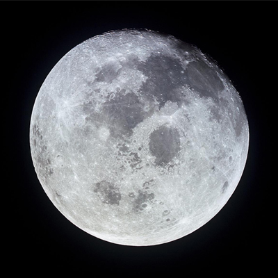 Moon. Photo credit NASA